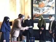 اعطای نشان خدمت به پیشکسوتان حوزه سلامت در شمال تهران