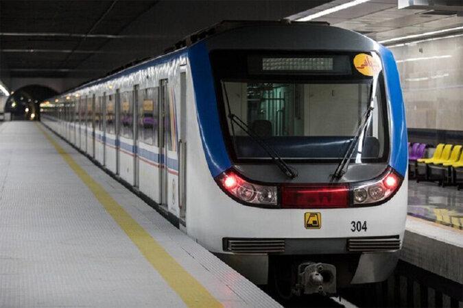 افزایش تعداد مسافران مترو با اجرای پویش «تهران دوباره جان میگیرد»