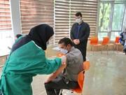 پاکبانان منطقه ۱۹ واکسینه شدند