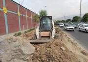 رفع گره ترافیکی در غرب پایتخت