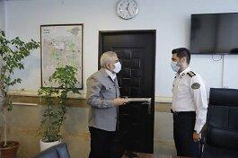 اجرای طرح ویژه انضباط شهری در منطقه ۱۶