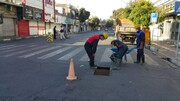 اجرای طرح نگهداشت شهر در روزهای پایانی هفته