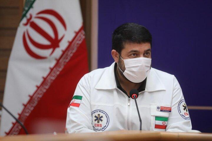 نیمی از پایگاه های اورژانس تهران با کمک شهرداری راه اندازی شده است