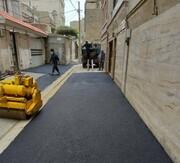پیشرفت فیزیکی ۳۶ درصدی عملیات نهرسازی محله سلیمانی