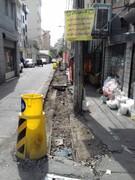 بهسازی کانال قدیمی خیابان شهید خضرایی