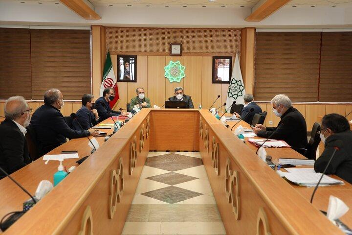 موافقت کمیسیون ماده پنج با طرح راهبردی احیاء و بهسازی محدوده تاریخی چشمه علی