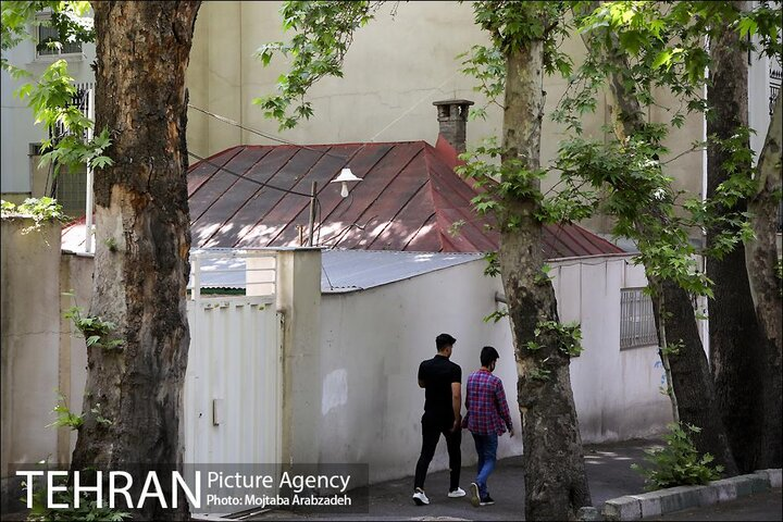 تهران قدیم؛ بامهایی که دیگر نیست