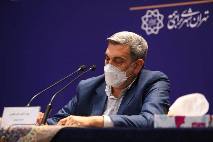 پیام تبریک شهردار تهران به رئیس جمهور منتخب