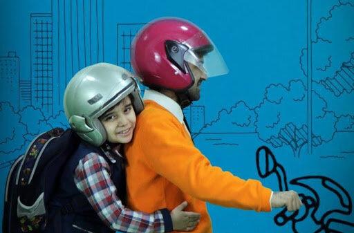 اجرای مانور آموزشی «موتورسوار خوب»در منطقه ۱۴