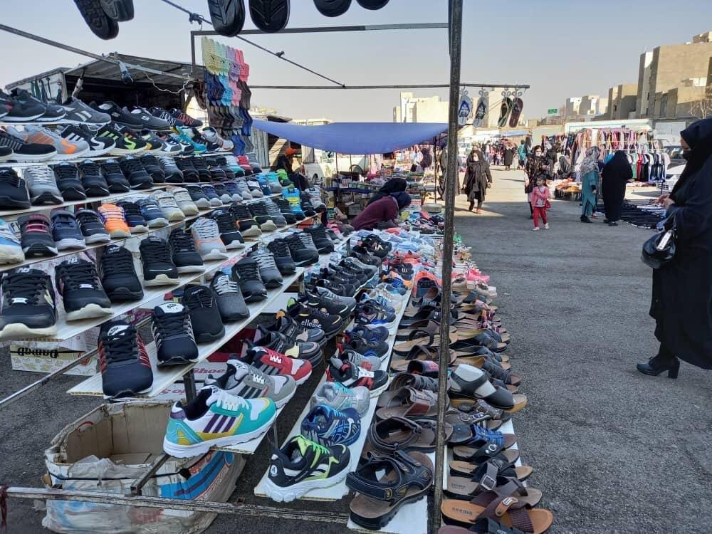 بازگشایی روز بازارهای منطقه ۱۷
