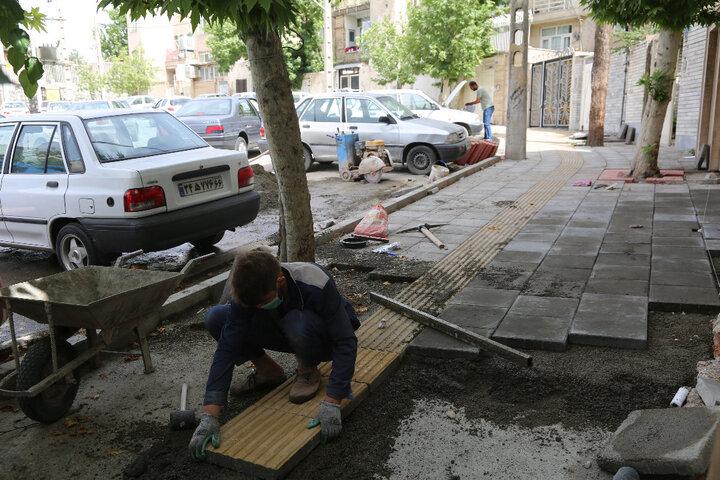 احیا پروژه های عمرانی منطقه ۴ تهران در سال ۱۴۰۰