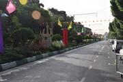 آمادگی کامل مدیریت شهری منطقه ۲۰ برای عید فطر