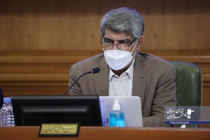 تبدیل وضعیت ۲۱۰۰ نفر از کارکنان شهرداری تهران