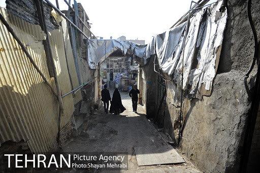 ۳۵ هکتار از بافت فرسوده تهران در منطقه ۲۰ قرار دارد