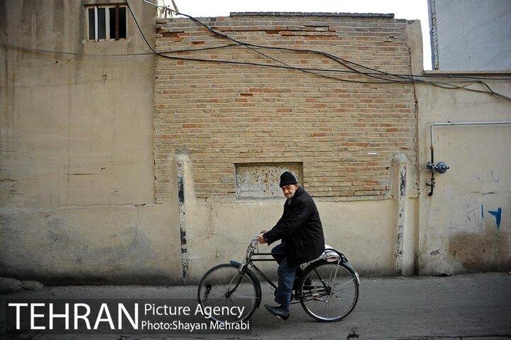 تهران هویت تاریخیرا یدک می کشد