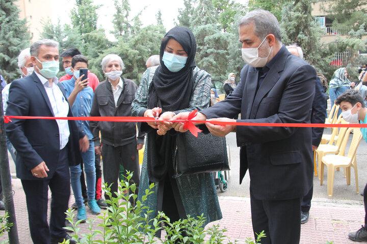 احداث نخستین مزرعه شهروندی منطقه ۴ تهران در مجید آباد