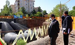 ذخیره سازی آب برای بحران های احتمالی