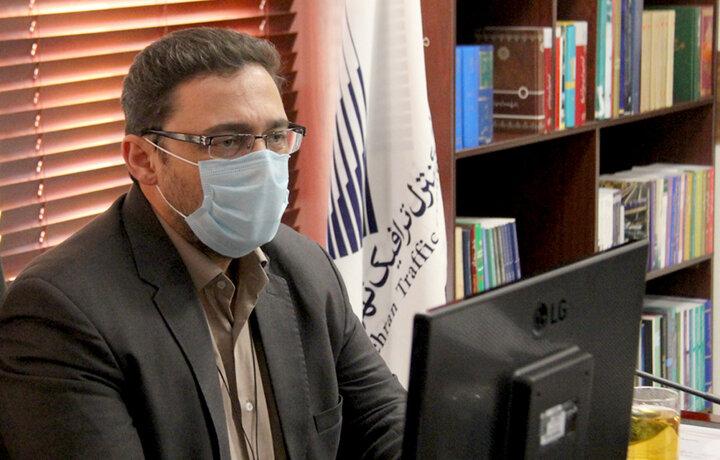 آغاز اجرای پروژه تجهیز تقاطعات شهر تهران به سیستم U.P.S