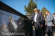 نصب اولین یادبود شهدا در میدان امام خمینی