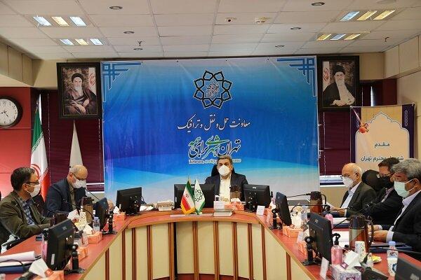 برگزاری مجمع عمومی سالیانه شرکت مترو با حضور شهردار تهران