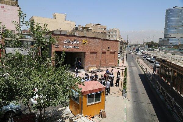 افتتاح همزمان ۲ ایستگاه مترو تهران؛ به زودی