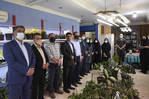 نخستین خانه محیط زیست شرق تهران در منطقه ۱۴ افتتاح شد