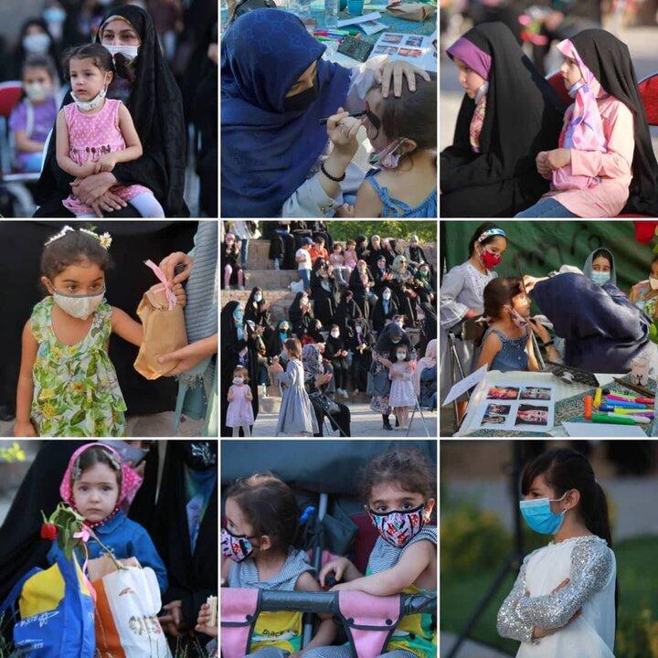 ویژه برنامه های «دختران شهر» در محلات شمال تهران برگزار می شود