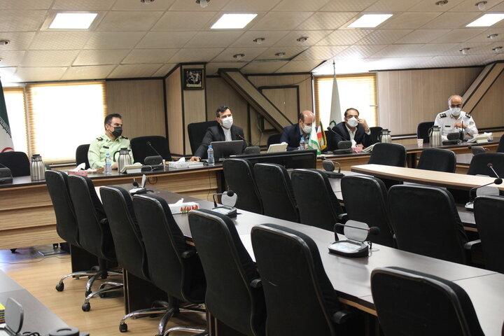 اولین جلسه کمیته پدافند غیرعامل منطقه۲۱ برگزار شد
