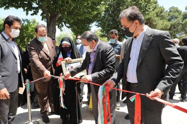 افتتاح سکوی شهروندی منطقه ۱۳