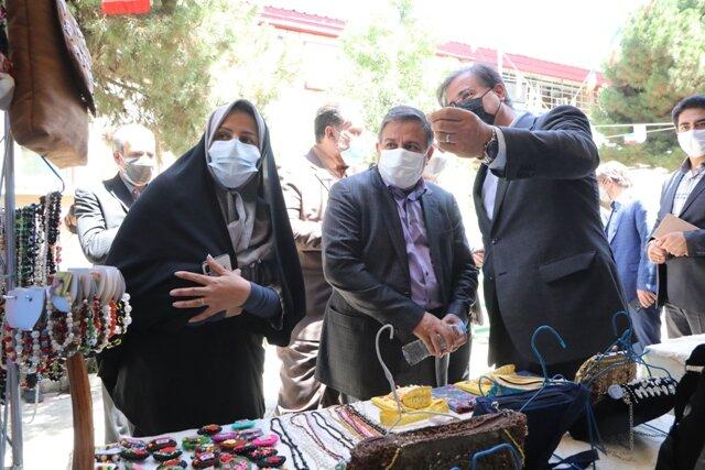 برپایی گذر نشاط در بوستان پیروزی منطقه ۱۳
