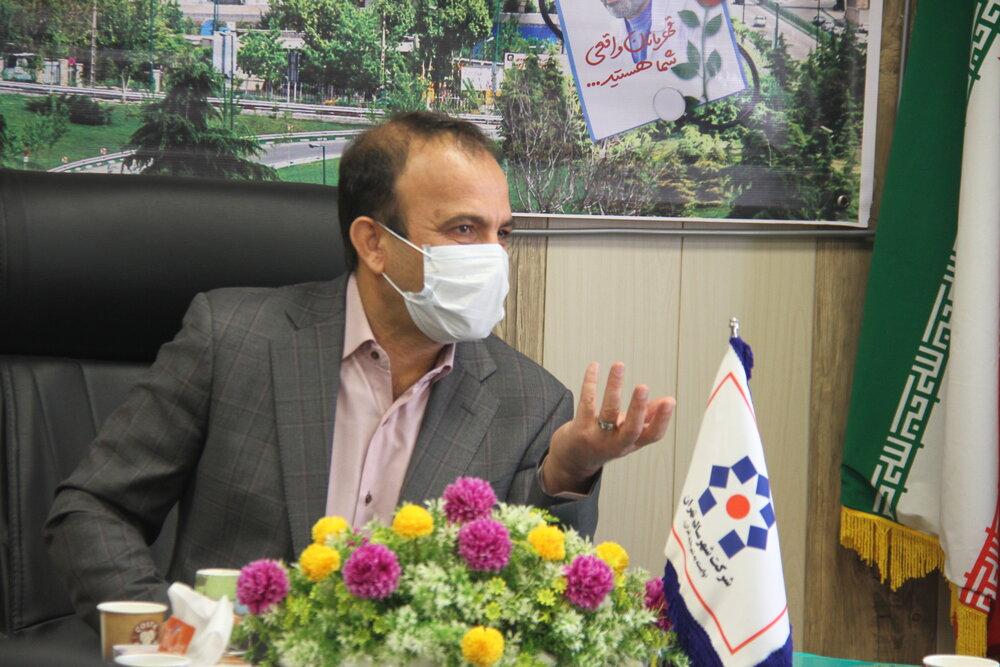 غربالگری سلامت روان کارکنان شهرداری منطقه ۱۴ آغاز شد