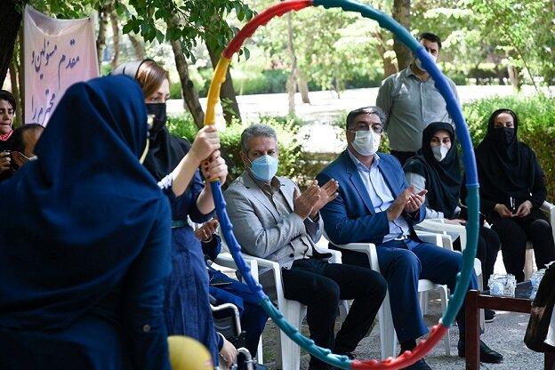اجرای جشنواره ورزشی «همراه یار» تهران به میزبانی منطقه ۱۴