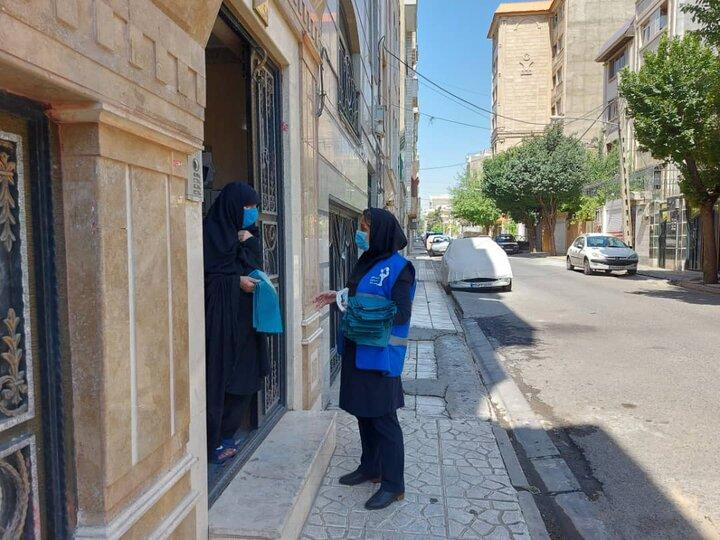 اجرای شنبه های بدون پسماند در هشتمین محله منطقه ۱۹