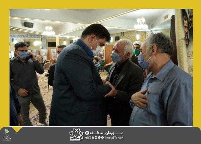 پنجمین بزرگداشت شهید ذاکر حسینی برگزار شد