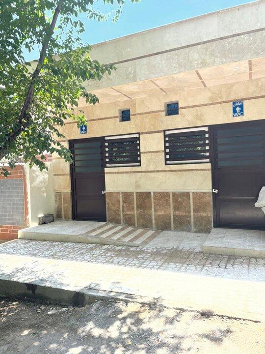 احداث ۳۲ چشمه سرویس بهداشتی در معابر بوستان های منطقه ۴