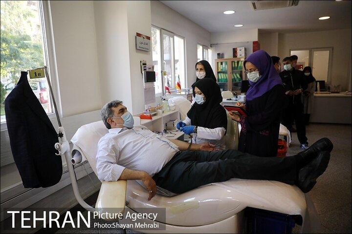 اهدای خون بخشی ازمسئولیت اجتماعی شهروندان است