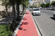 افزایشمسیر ویژه دوچرخه در منطقه ۱۹ به ۱۸ کیلومتر