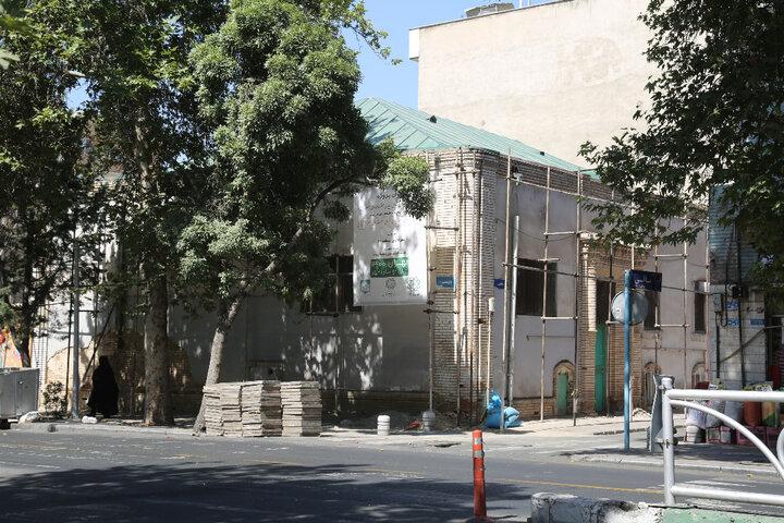 مرمت ۱۲ بنای واجد ارزش میراثی در خیابان ولی عصر(عج) آغاز شد