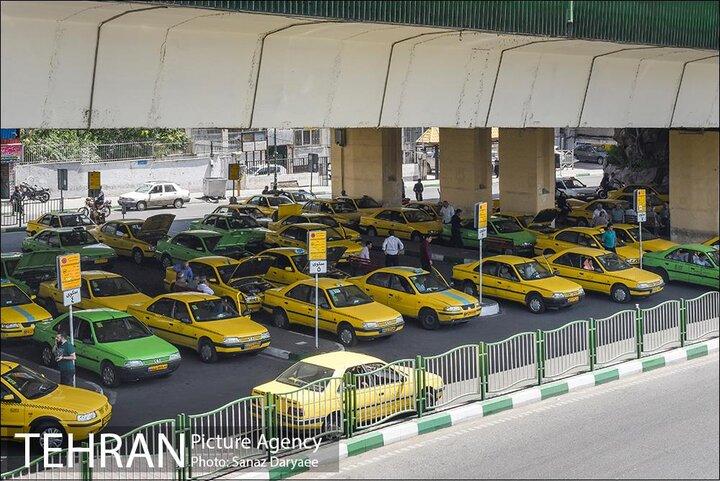 کاهش یک سومی درآمد تاکسیرانان پایتخت