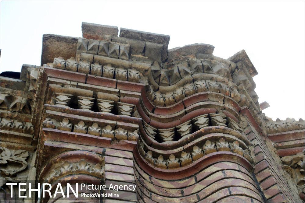 مرمت بناهای میراثی در منطقه 11