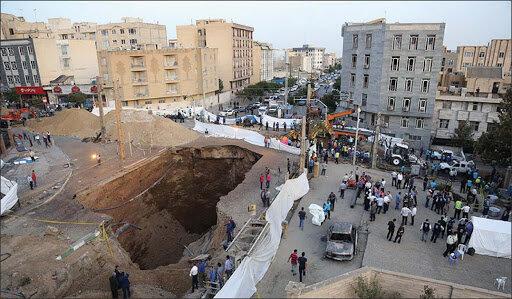 صفر تا ۱۰۰ مخاطرات پایتخت؛ از سیل زلزله تا کرونا و فرونشست