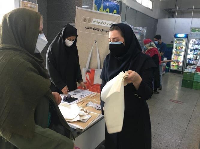 اجرای ویژه برنامه های آموزشی ترویجی هفته بدون کیسه پلاستیک در منطقه ۱۰