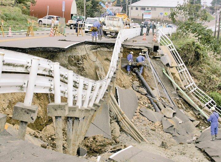 ضرورت ایمنی خطوط انتقال گاز در برابر زلزله
