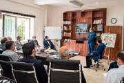 تصویب طرحهای پازل همدلی و گذرنامه فرهنگی برای ارائه در پاویون ایران در نمایشگاه اکسپو دُبی