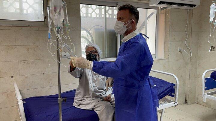 اعزام دومین کاروان پزشکی شرکت شهر سالم به سیستان و بلوچستان
