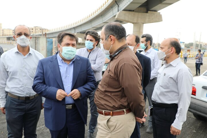 ضرورت تکمیل عملیات اجرایی پل باقرشهر