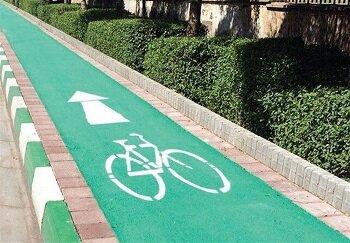 راه اندازی مسیر دوچرخه سواری ویژه کودکان در منطقه ۷