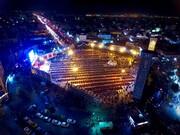 برگزاری مراسم عزاداری محرم در فضاهای روباز تهران