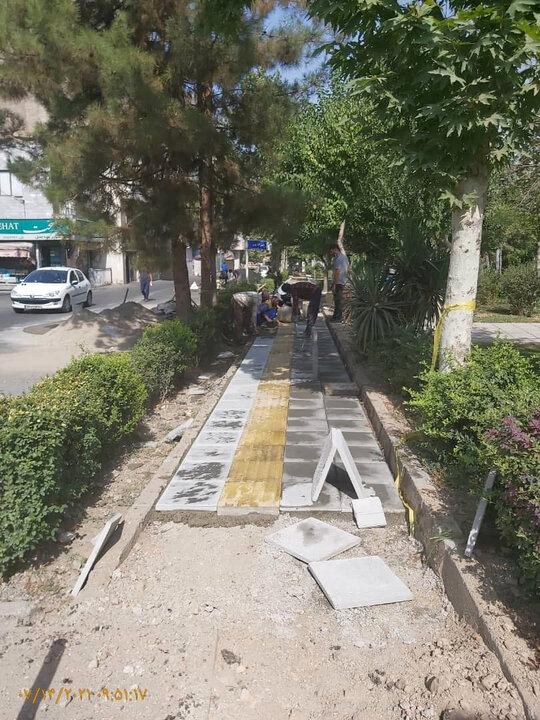 اجرای حدود ۳۰ پروژه شاخص و توسعه محلی در  منطقه ۴