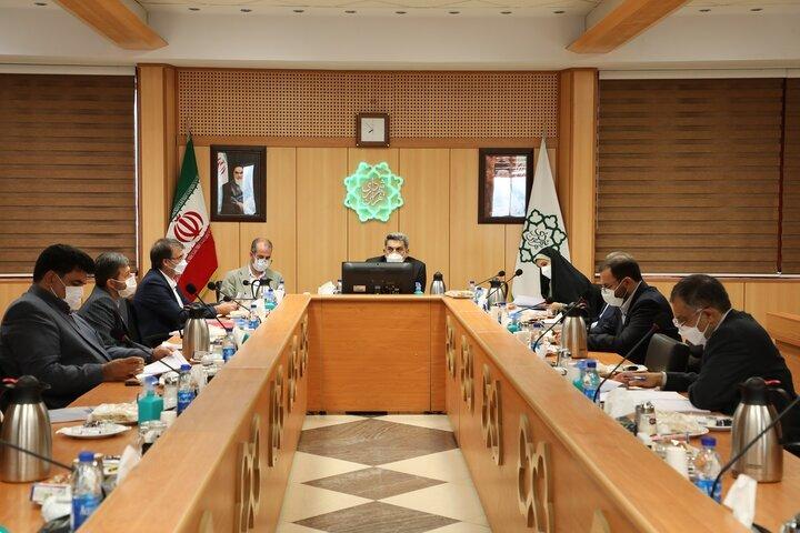 موافقت کمیسیون ماده پنج با احداث مجموعه آزمایشگاهی کنترل کیفیت هوای شهر تهران